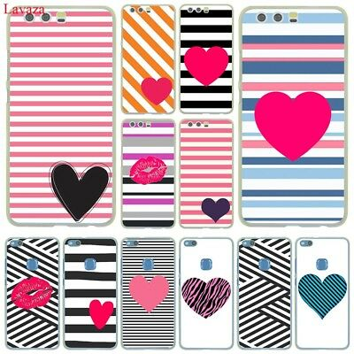 Case Covers Heart For Huawei P20 P10 P9 P8 Lite P Smart Mate 10 Lite Pro