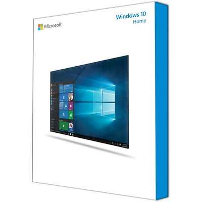 Microsoft Windows 10 Home 64bit OEM (DVD)