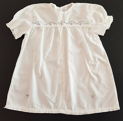 Vintage / Antique Victorian Baby's Dress, Collectors, Reborn Dolls, Photo Prop