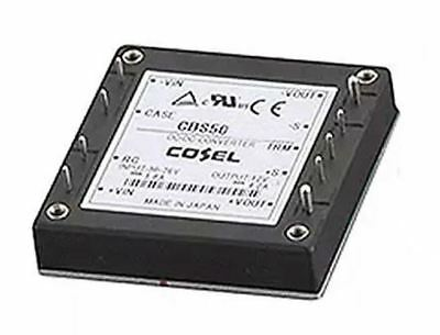 Cosel 50.4W Isolated DC-DC Converter Through Hole, Vout 28V dc, I/O isolation 1
