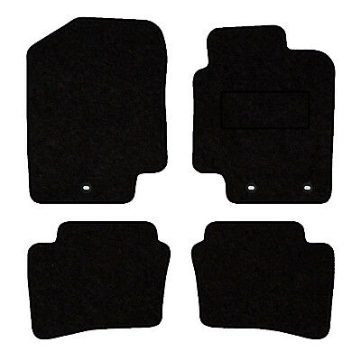 TAILORED VELOUR FLOOR MATS FOR HYUNDAI i-20 2 CLIP(2008-2014)
