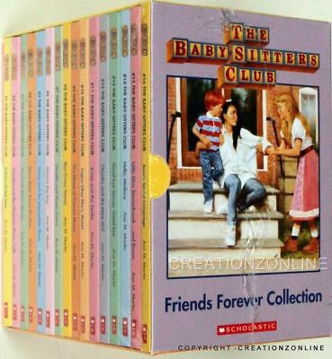 The Baby-Sitters Club Friends Forever Collection New Seal Ann M Martin No 1 - 16