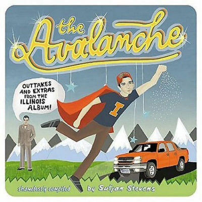 Sufjan Stevens - The Avalanche (Outtakes From Illinois Album) [New & Sealed] CD