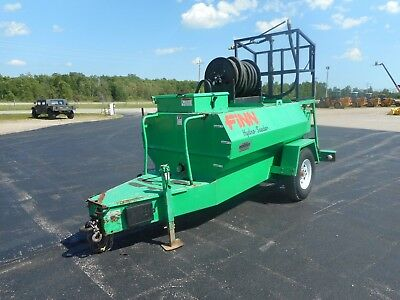 2011 Finn T60T-29 Hydro Seeder With Only 2260 Hours