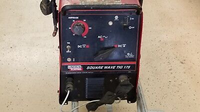 Lincoln Square Wave 175 Tig & Stick Welder (LOCAL PICK UP ONLY)