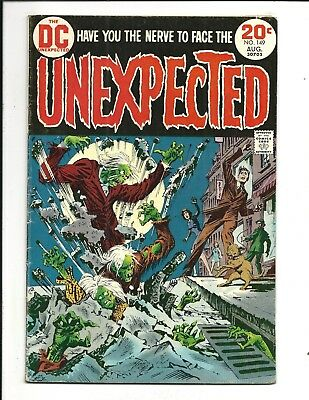 The Unexpected # 149 (Aug 1973), Vg/fn