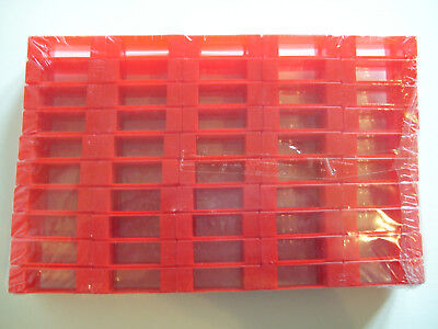 RED Spacers for Hive Frames, fits DN1 & SN1, National, WBC & Smith