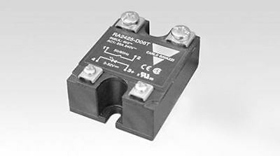 Carlo Gavazzi 25 A Solid State Relay, Zero, Panel Mount, 530 V ac Maximum Load