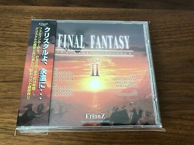 Final Fantasy 3rd best collection - EtlanZ Doujin Video Game Music CD Soundtrack