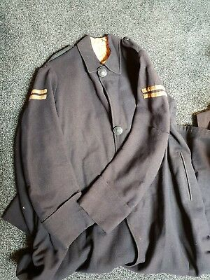 Original WW2 British Red Cross Nurses Coat