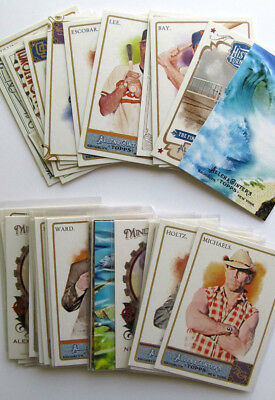 Allen & Ginter cards 2011 Lot of 35
