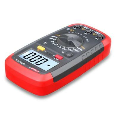 New UA6013L Capacitor Digital Auto Range LCD Monitor Capacitance Tester Meter FT