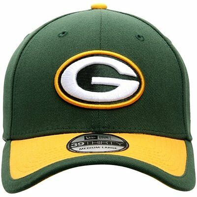 the latest 50598 887be Green Bay Packers Nfl New Era 39Thirty On Field Sideline Flex Hat Cap M l