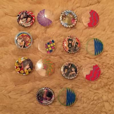 Shaman King Can Badge 14 pieces