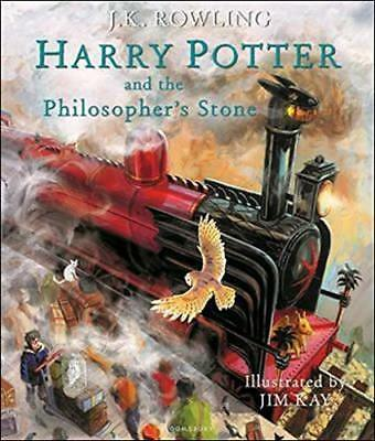 Harry Potter and the Philosopher's Stone: Il by J.K. Rowling New Board book Book