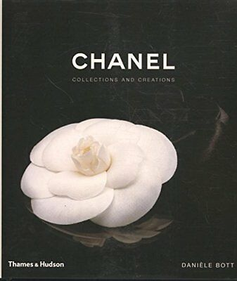 Chanel: Collections and Creations by Danièle Bott New Hardcover Book