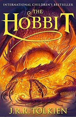 The Hobbit by J. R. R. Tolkien New Paperback Book
