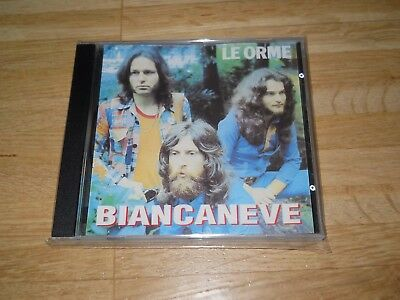 Biancaneve - Le Orme  - Replay Music 1994    - Cd