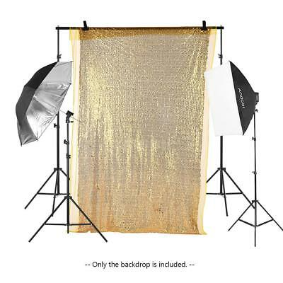 Photo Studio Dedicated Photography Background Shimmer Sequin Photo Booth Backdrop Table Runner Window Curtain Diy Cloth For Wedding Party Christmas Background