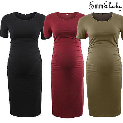 Maternity Maxi Gown Pregnant Women Dress Photography Photo Props Clothes
