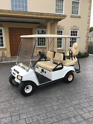 Club Car 4 Seater Golf Buggy Electric