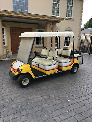 Golf Buggy 6 Seater Petrol Yamaha