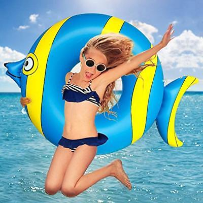Pool Float Swimming, Inflatable Ring Kids, Children Party Summer Float, Beach