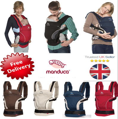 Manduca Standard Edition Pure Cotton Carrier - BRAND NEW WITH BOX & TAGS