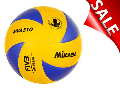 Mikasa MVA 310 High Performance Competition Ball Volleyball FIVB Official Ball