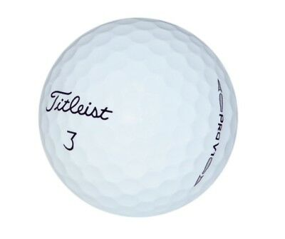 50 Titleist Pro V1 Golf Balls Excellent Grade AA ( Not Refinished )