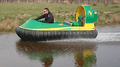2016 Marlin II Personal Hovercraft - Was £7700 - Now only £6600