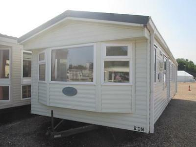 Static Caravan Mobile Home 37x12x3bed Willerby Salisbury SC5896