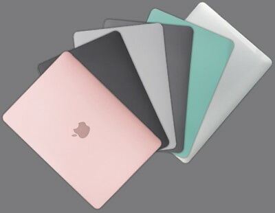 Matte Hard Case Cover Shell Protector for MacBook Air Pro 13 15 Touch Bar Retina