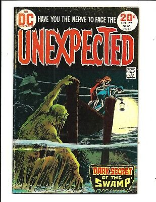 The Unexpected # 152 (Oct 1973), Vg+