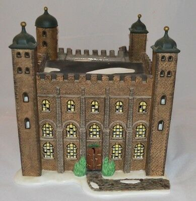Tower of London Dept 56 Dickens Village PART
