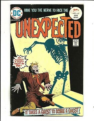 The Unexpected # 163 (Apr 1975), Vg