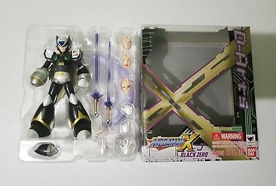 Bandai Tamashii Nations D-Arts Megaman X Black Zero AUTHENTIC  US Seller
