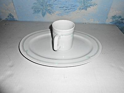 Royale Rego CUP and PLATTER Restaurant Ware