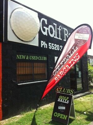 Golf and Sporting Goods Business for Sale