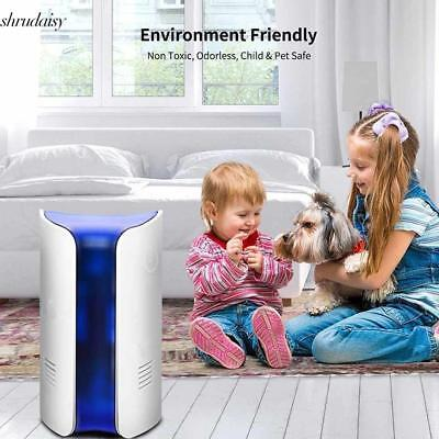 Electromagnetic Dual Ultrasonic Anti Mosquito Insect Pest Killer S5DY