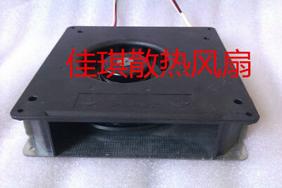 for Ebmpapst 18040 12V 425mA 5W 3-wire Square Blower RG125-19/12N/12 Fan