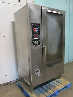 """""""henny Penny"""" Commercial Nat.gas Roll-In Programmable Smart Chicken Roaster Oven"""