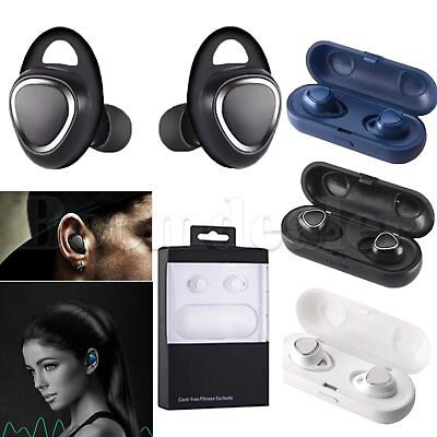 1pair In-Ear Headphones Earbuds Wireless Headsets for Samsung Gear Smart Phone