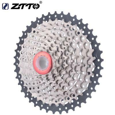 10 Speed 11-42T Wide Ratio MTB Bike Bicycle Cassette Sprocket Freewheel I9O6