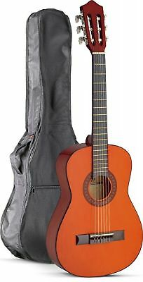 22076 Size 1/2 Classical Guitar Natural 554 millimeters with Bag
