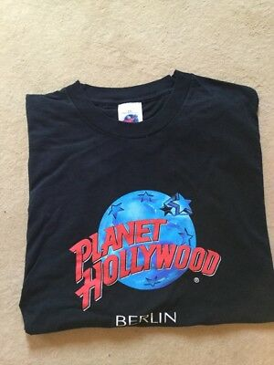 "T-Shirt: Planet Hollywood ""BERLIN"""