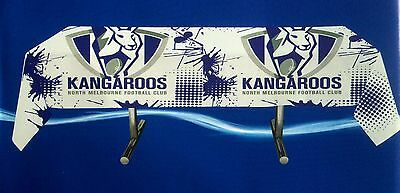 North Melbourne Kangaroos AFL Plastic Tablecover Table Cloth