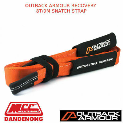 Outback Armour Recovery 8T/9M Snatch Strap