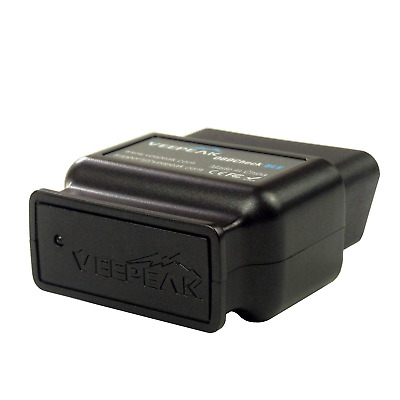 Veepeak OBDCheck BLE OBD2 Bluetooth Scanner Auto Diagnostic Tool for iPhone iOS