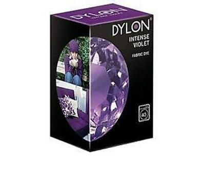 NEW Dylon Fabric Material Machine Dye 200g - INTENSE VIOLET